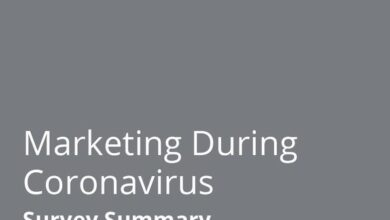 Photo of Marketing report during the period of coronavirus From Element-R