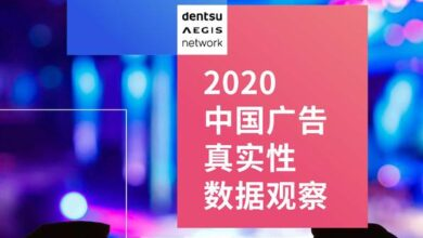 Photo of China's advertising authenticity data in 2020 From Aegis & Tencent security