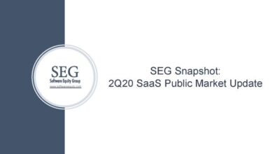 Photo of SaaS public cloud report in the second quarter of 2020 From SEG