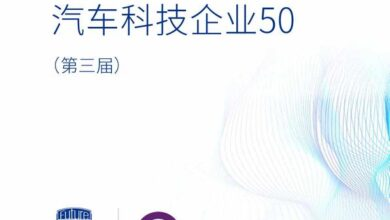 Photo of China's leading automotive technology enterprises in 2019 50 From kpmg