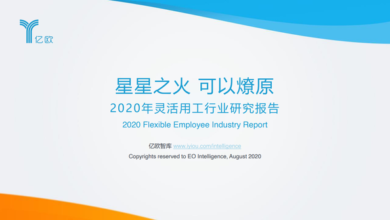 Photo of Research Report on flexible employment industry in 2020 From Billion euro