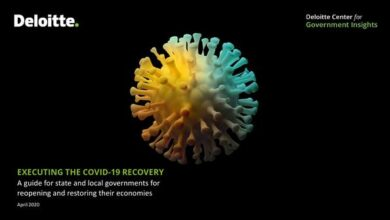 Photo of Implement covid-19 recovery From Deloitte