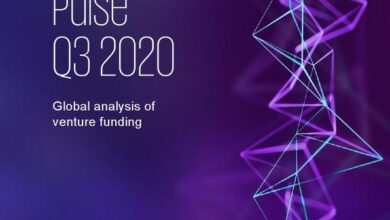 Photo of US venture capital report for the third quarter of 2020 From kpmg