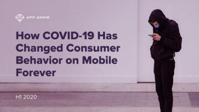 Photo of How does covid-19 affect consumers' habits of using mobile devices From App Annie