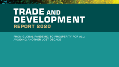 Photo of Trade and development report 2020 From United Nations Conference on Trade and development