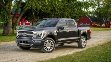 Photo of The most stolen car in the United States in 2019 is the Ford pickup truck From National Insurance Crime Bureau