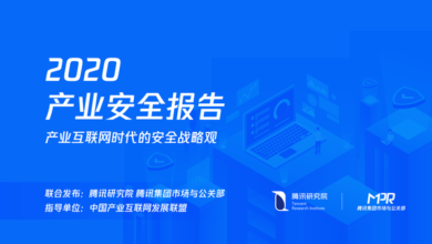 Photo of 2020 Industrial Safety Report From Tencent Research Institute