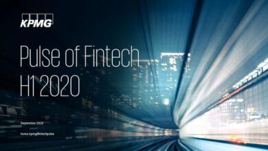 Photo of Financial technology pulse report in the first half of 2020 From kpmg