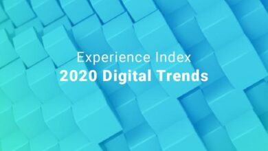 Photo of Trend report of Internet customer experience in 2020 From Adobe
