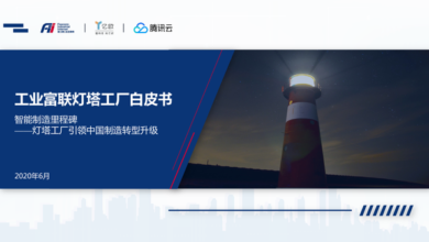 Photo of Lighthouse factory leads the transformation and upgrading of Chinese manufacturing From Intelligent manufacturing milestone