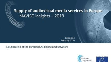 Photo of European media audio visual services media trends report in 2019 From European Audiovisual Observatory