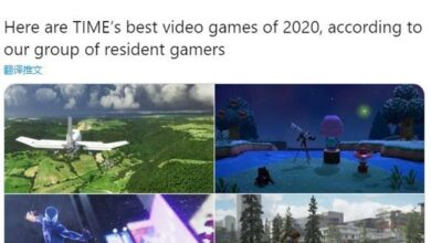 Photo of In 2020, Hades, the top ten games in the world From Time