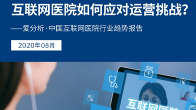 Photo of China Internet hospital industry trend report in 2020 From Love analysis