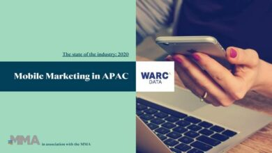 Photo of Asia Pacific mobile marketing report 2020 From WARC