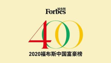 Photo of China's richest man list in 2020 From Forbes