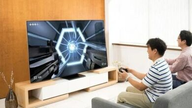 Photo of Samsung TV game time increases dramatically
