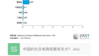 Photo of What is the scale of social e-commerce in China?