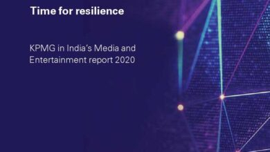 Photo of India media and entertainment report 2020 From kpmg