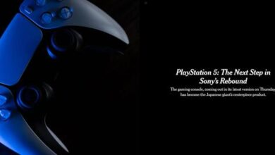 Photo of It is estimated that the sales volume of PS 5 will be about 5 million in 2020 From Sony