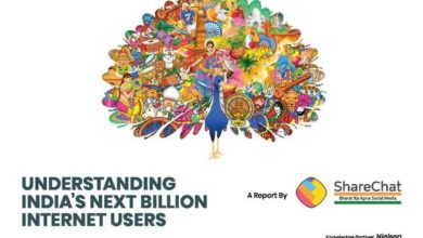 Photo of Understanding one billion internet users in India From ShareChat