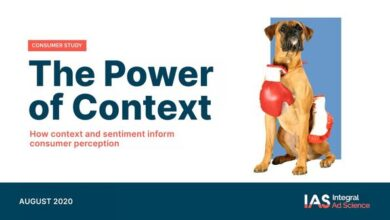Photo of How do context and emotion affect consumers' cognition? From Report on the power of context