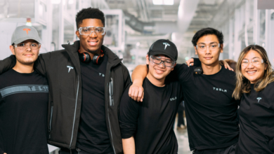 Photo of Only four out of 1000 leaders have become men From Tesla's first diversity Report