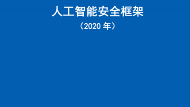 Photo of Artificial intelligence security framework in 2020 From China Academy of communications and communications