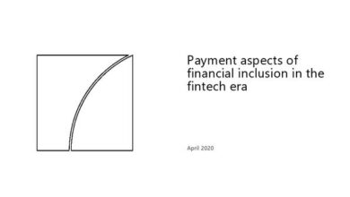 Photo of Financial inclusive payment method report in the age of financial technology From world bank group