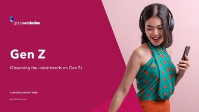 Photo of The latest trend report of generation Z From GWI