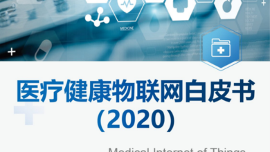 Photo of White paper on Internet of things for healthcare 2020 From Wuxi Institute of medical Internet of things & eggshell Research Institute