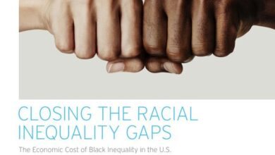 Photo of Eliminating racial inequality gaps From Citibank Report