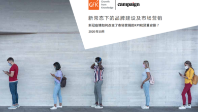 Photo of Brand building and marketing under the new normal From GfK&Campaign