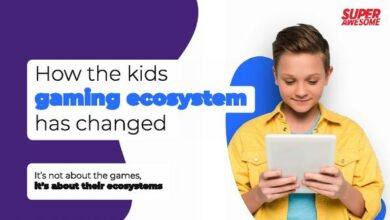 Photo of How has the children's play ecosystem changed From SuperAwesome