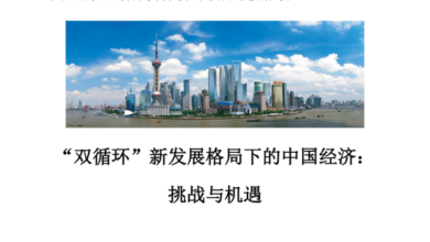 Photo of Annual report on analysis and forecast of China's macroeconomic situation from 2020 to 2021 From Shanghai University of Finance and Economics