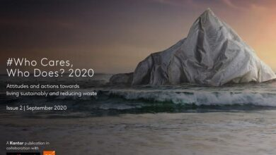 Photo of Attitudes and actions for sustainable living and waste reduction in 2020 From Kantar