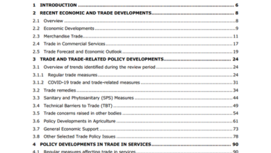 Photo of Affected by the epidemic, G20 trade restrictions slowed down From World trade monitoring report 2020