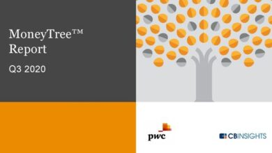 Photo of Venture capital report in the third quarter of 2020 From PWC