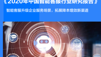 Photo of Research Report on China's intelligent customer service industry in 2020 From 36 krypton Research Institute