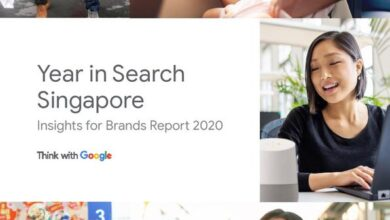 Photo of Singapore search report 2020 From Think with Google
