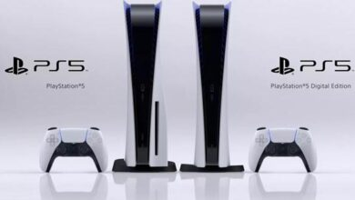 Photo of In 2020, the most beautiful design game console PS 5 ranked second From footabanet.jp