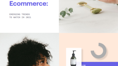 Photo of Emerging trends in 2021 From The future of beauty and skin care E-commerce