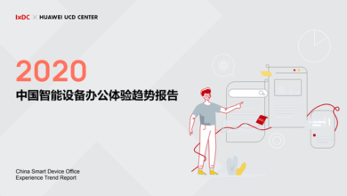 Photo of 2020 China smart mobile device experience Trend Report From Ixdc & Huawei UCD