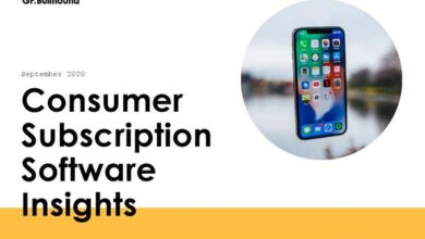 Photo of 2020 consumer subscription software insight Report From GP Bullhound