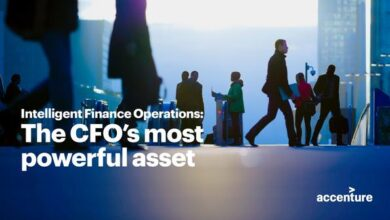 Photo of CFO's most powerful asset From Intelligent financial operation