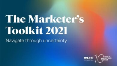 Photo of Marketing toolkit report 2021 From WARC