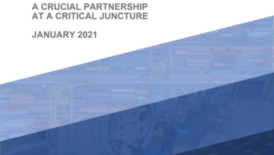 Photo of 2021 US China Economic Relations Report From US China trade National Committee