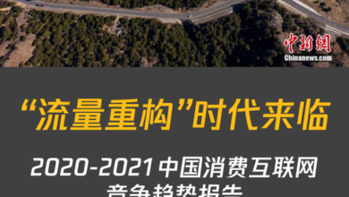 Photo of Report on the new trend of China's consumer Internet in 2020-2021 From Penguin think tank