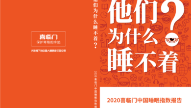 Photo of China sleep index report 2020 From Happy to come
