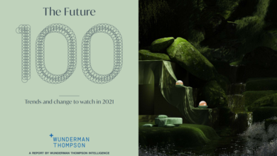 Photo of Top 100 trends in 2021 From Wunderman Thompson.