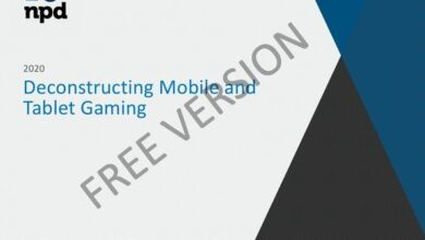 Photo of Deconstructing mobile and tablet games From NPD Report